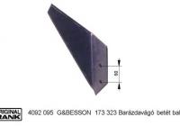 GRÉGOIRE & BESSON alkatrészek