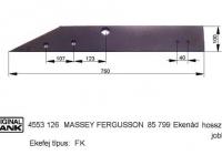 MASSEY FERGUSSON alkatrészek